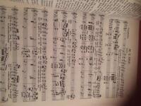 The magic flute complete score
