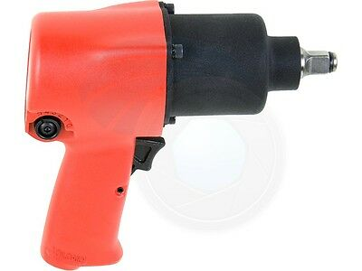 Industrial Type Pneumatic 12 Air Impact Wrench Twin Hammer 405ftlbs