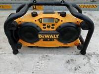 DeWalt dc011 110v Site AM / FM Radio