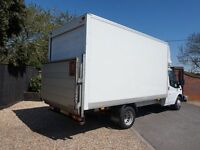 FULLY INSURED REMOVALS - MAN & VAN HIRE; HALIFAX, ELLAND, BRIGHOUSE, SOWERBY BRIDGE & HEBDEN BRIDGE