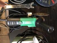 """Hitachi 4"""" grinder"""