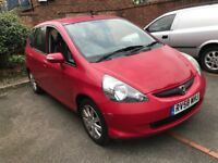 2008 HONDA JAZZ 1.4 I DSI SE 5 DOOR HATCHBACK 5 SEAT PETROL MANUAL CHEAP INSURANCE N CORSA CIVIC KA