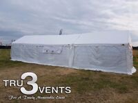 MARQUEE, GAZEBO & EVENT EQUIPMENT HIRE **10% OFF NOW **