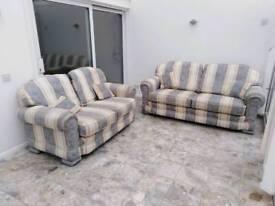 2 sofas