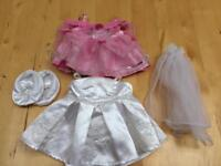 Build-a-Bear Dresses