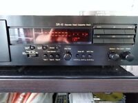 Nakamichi Dr 10 cassette deck for sale. Price is £350. Nakamichi'top deck in the late 90's