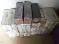 Ceramic Bathroom / kitchen wall tiles joblot 13m2. 30cmX10cm