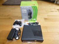 Xbox 360 250gb, 1 Controller plus 18 games