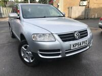 54 plate - Vw Touareg - 2.4 diesel - automatic - good history