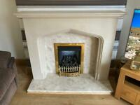 Fire surround ( just the mantle)