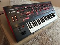 Roland JDXA synth (with Synth Graphics overlays)