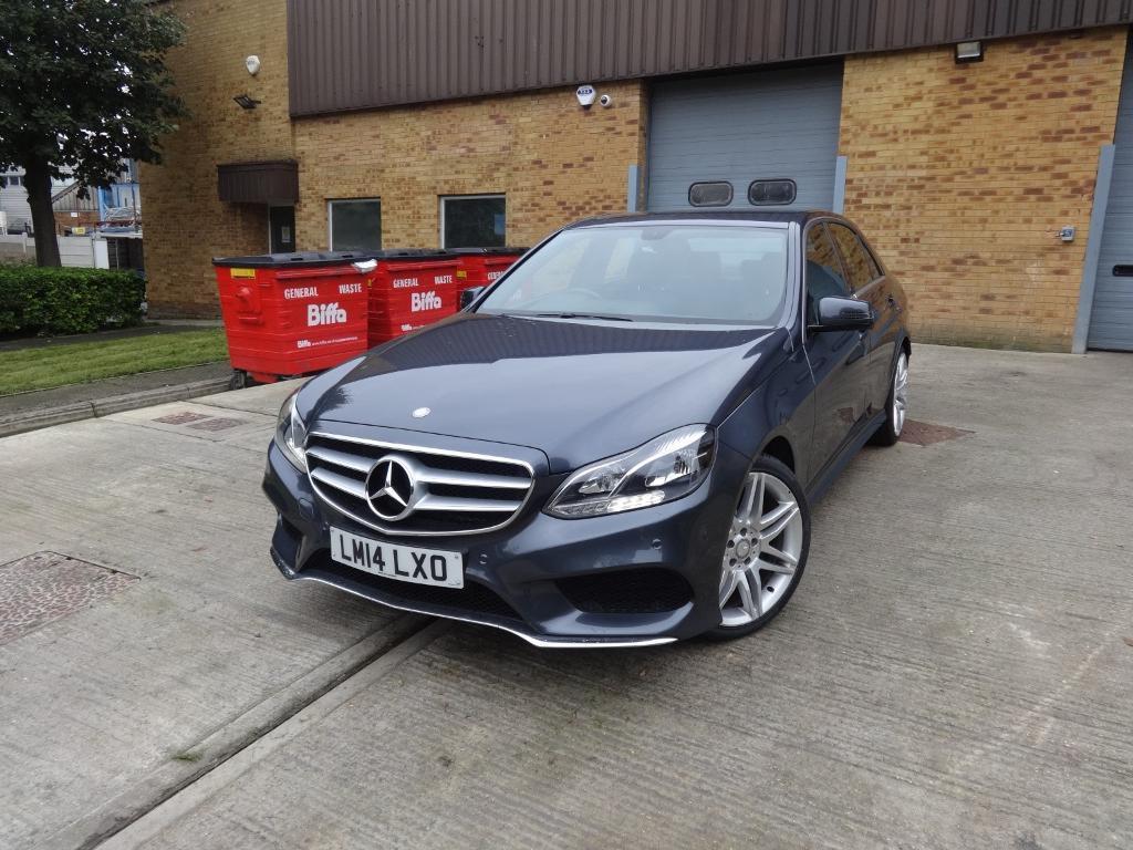 Mercedes Benz E Class E220 Cdi Amg Sport Grey 2014 In Woodford 230ce Fuel Filter Green London Gumtree