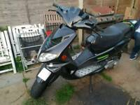 Peugeot speedfight 2 100cc