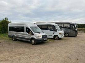 D or D1 minibus/coach driver wanted