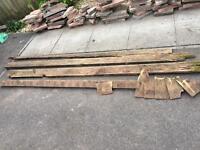 Free wood + pallet