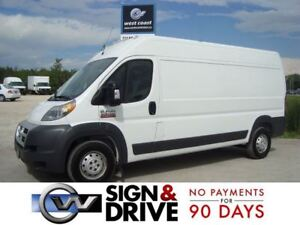 2014 Ram ProMaster 3500 High Roof 159WB *Shelving/Bluetooth*