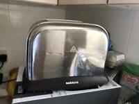 Sabichi metal toaster