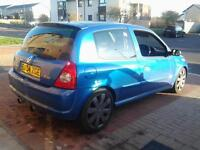 CLIO CUP 182 SPECIAL EDITION 04 PLATE