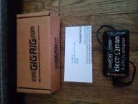 GigRig Electroman 9V-24V Guitar effect adapter