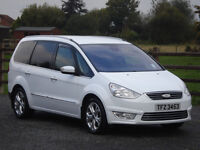 2012 FORD GALAXY 2.0 TDCI (140) TITANIUM **ONLY 48000 MILES**