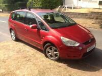 2007 56reg Ford Smax 1.8tdci Zetec 7 Seater Good Condition