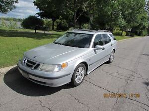 2005 Saab 9-5 Arc Automatic STATION RARE. IMPECCABLE