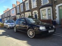 VW Golf GT TDI 180bhp