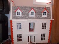 Dolls House wood