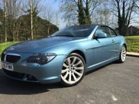 BMW 6 Series 4.8 650i Sport 2dr Amazing Spec Nice Color