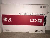 TV LG LED 32inch