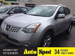 2008 Nissan Rogue SL/LEATHER / MOONROOF !!