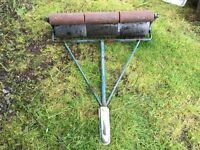 Garden Roller / Spiked Aereator / for Quad Lawn Tractor etc