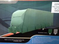 Caravan Cover Explorer Ultimate 19ft to 21ft