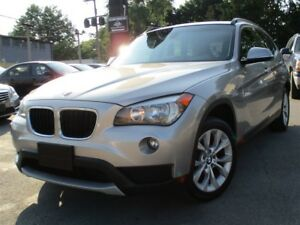 2014 BMW X1 28I XDRIVE~PANORAMA ROOF~116KMS~AWD !!!