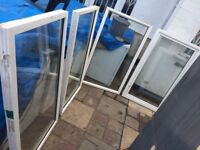 **4 X UPVC**DOUBLE GLAZED WINDOWS**ALL MATCHING \ SAME SIZES**£70 EACH**NO OFFERS**GOOD CONDITION**