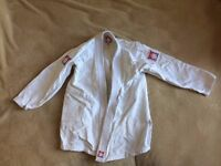 Red Label 'Fighting Films' Judo Gi - Size 160 - White