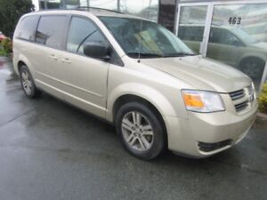 2010 Dodge Caravan SPORT STOW-N-GO WITH ALLOYS & REAR AC