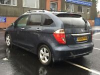 2008 HONDA FRV 1.8 VTEC * LEATHER * PETROL * 6 SEATER * PART EX * DELIVERY *