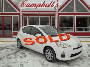 2012 Toyota Prius c TECHNOLOGY!! 50MPG!! BLUETOOTH!! CRUISE!! PO