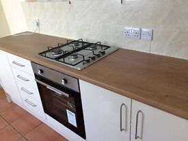 Spacious 1 bed ground floor flat to rent, with outside space