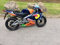 Aprilia rs 125 Full Power spares n repair