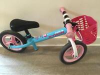 Pink Decathlon Balance Bike