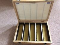 Slide Storage Case- 35mm slides.