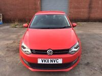 Volkswagen Polo 1.2 SE 5dr FSH+LOW MILES+ALLOYS+AUX RING NOW FOR MORE INFO 07735447270