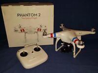DJI Phantom 2 Drone with Zenmuse H3-3D Gimbal