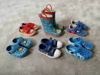 Shoes bundle size 7