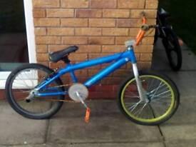 Bmx bike. Apollo