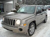 2008 Jeep Patriot North Edition 4X4
