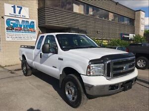 2007 Ford F-350 XLT Extended Cab Long Box 4X4 Diesel
