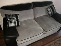 2 3-seater sofas for sale